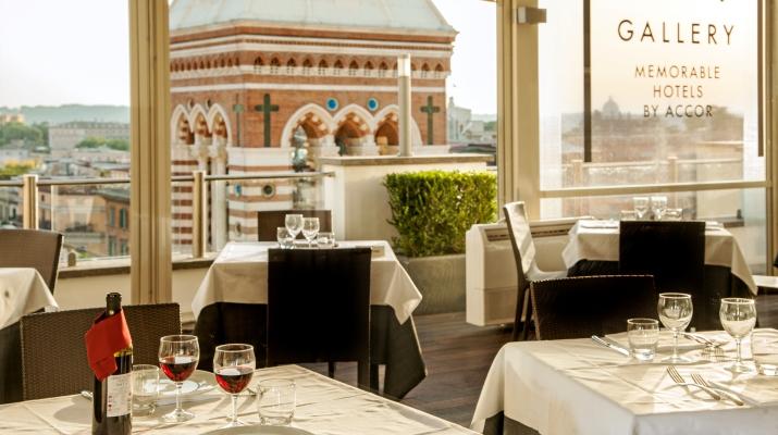 La Griffe Hotel San Valentino Roma 2019